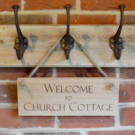 Welcome to Church Cottage